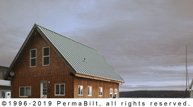 pole building cabin