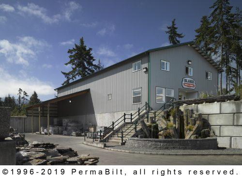 Commercial Steel Building Sequim WA