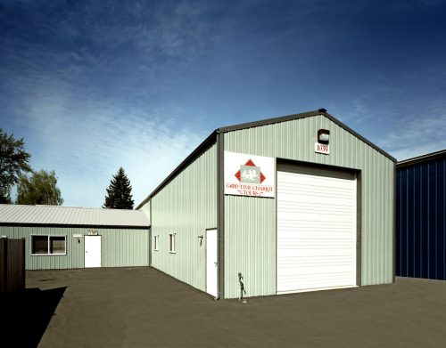 Commercial Metal Building Marysville WA