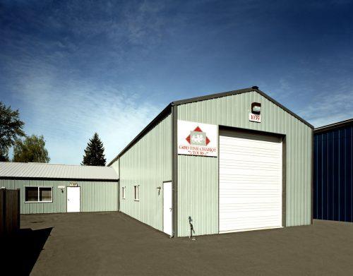 Commercial Metal Building Marysville WA