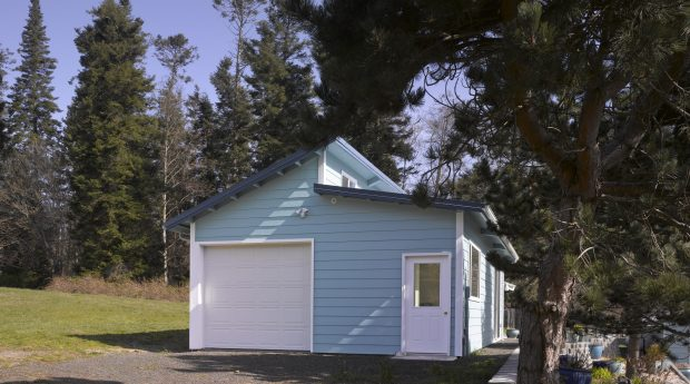daylight garage
