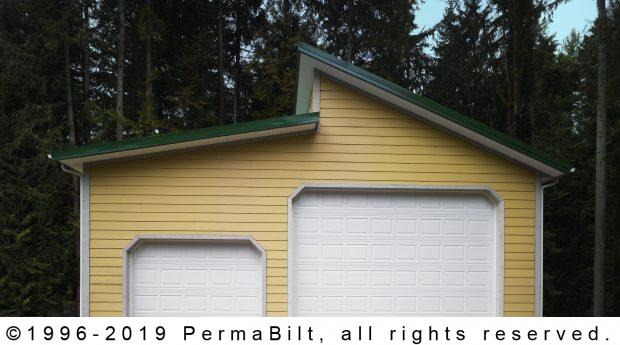Daylight Steel Garage Rv Storage Shed Poulsbo Washington