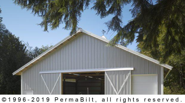 direct pole barns wainscot with options building barn