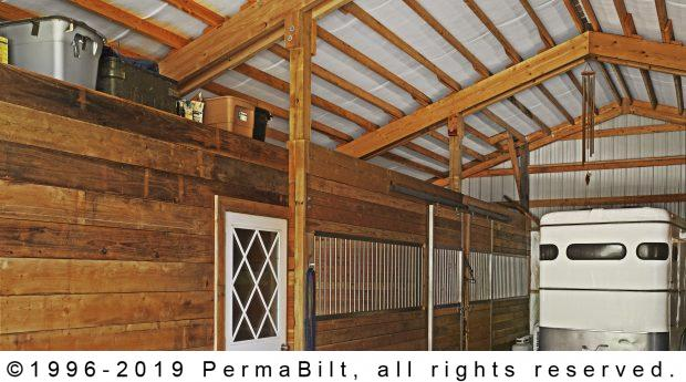 Horse Pole Barn Port Angeles