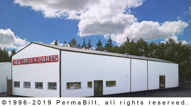 commercial pole building