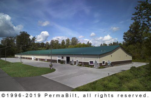 Commercial Building Tulalip WA