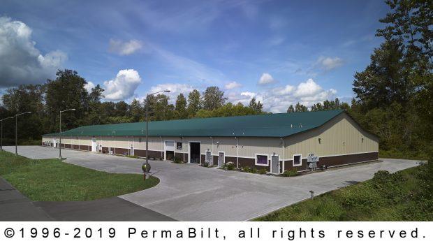 post frame warehouse