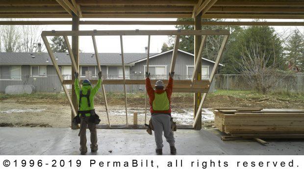 permaframe walll