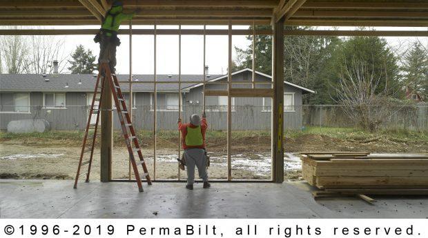 permaframe wall