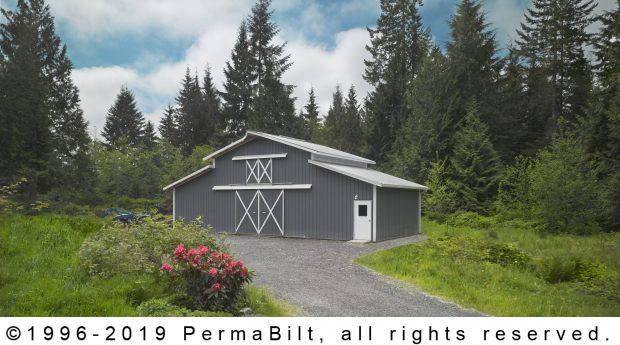 pole building barn