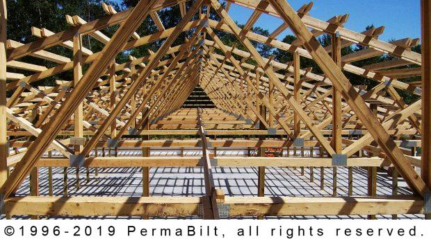 post frame building Tulalip