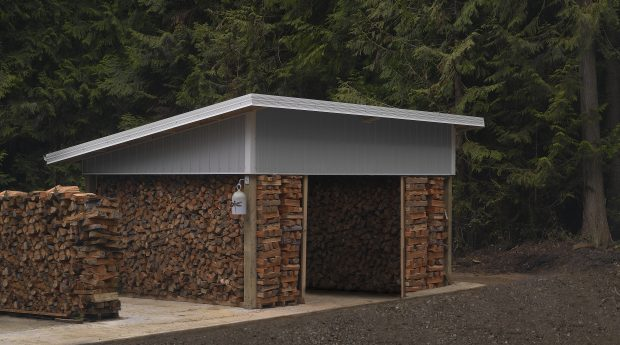pole building shed