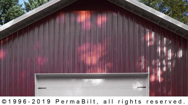 post frame garage