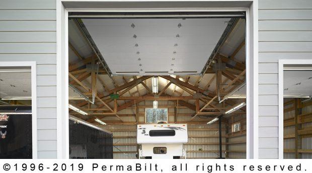 post frame RV garage
