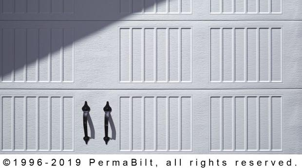 post frame building garage door
