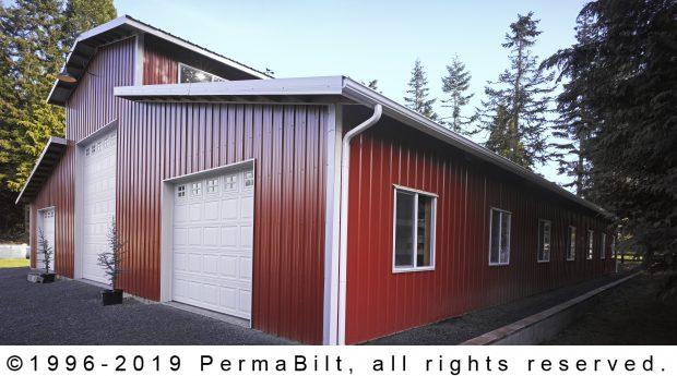 post frame monitor barn