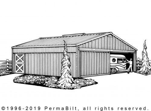 PermaBilt Post Frame Building Specials
